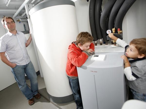 Montáž teplovodních zařízení